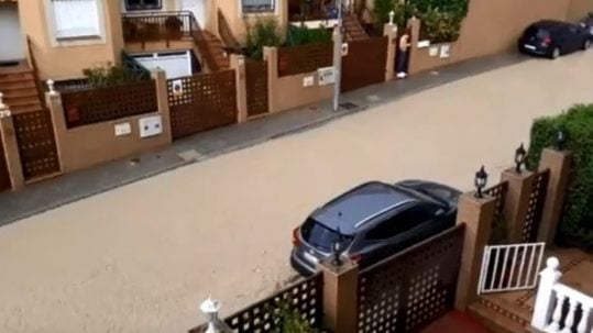 inundaciones arganda septiembre