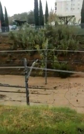 inundaciones arganda metro