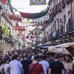 El Mercado Cervantino traslada Alcalá de Henares a la época medieval