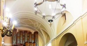 órgano Vicálvaro