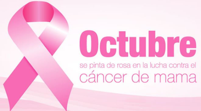 dia mundial cancer mama lazo rosa