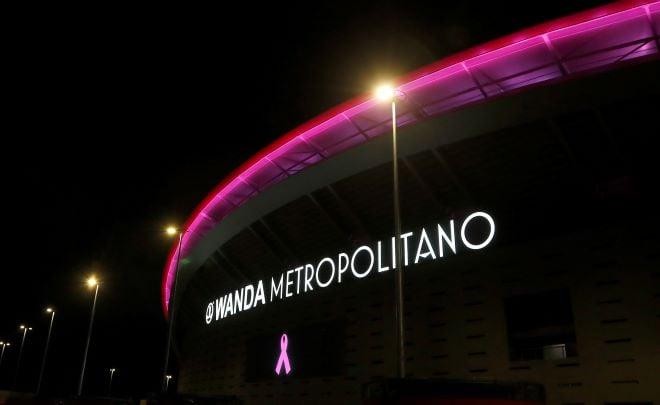 wanda metropolitano dia mundial cancer mama