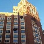 Origen, historia y eventos del Palacio de la Prensa de Madrid