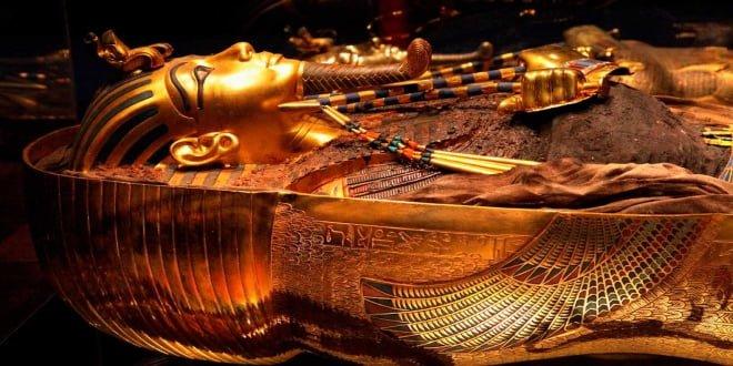 Exposición Tumba Tutankhamón