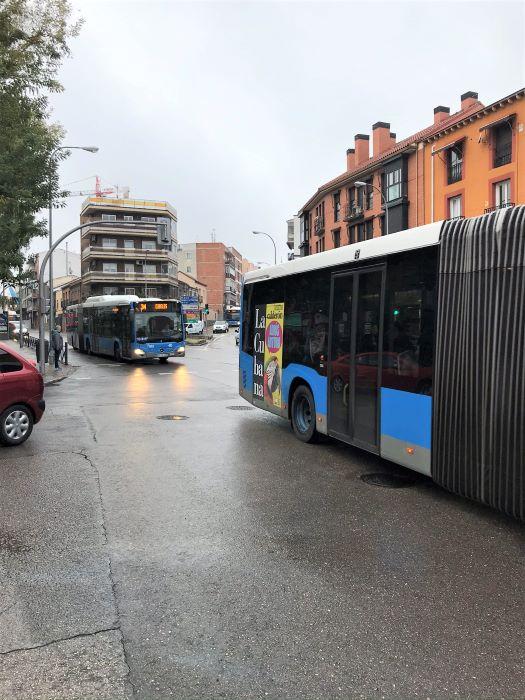 autobus carabanchel alto