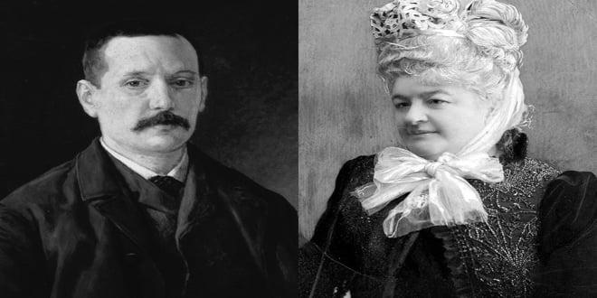 Galdós y Emilia Pardo Bazán