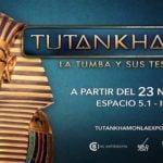 La tumba de Tuntankhamón llega a Madrid