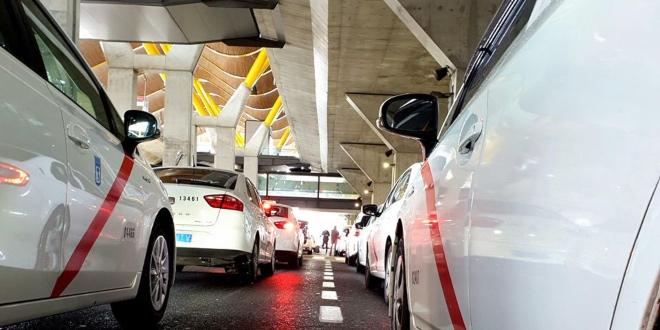 tarifas taxi Madrid