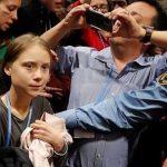 El paso de Greta Thunberg por Madrid vuelve a encender el debate sobre su figura