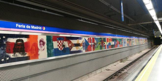 Metro feria madrid cumbre clima