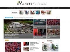 Nueva web el mirador de madrid home
