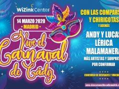Carnaval de Cádiz Wizink Center