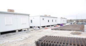 centro de asilo a refugiados Vallecas