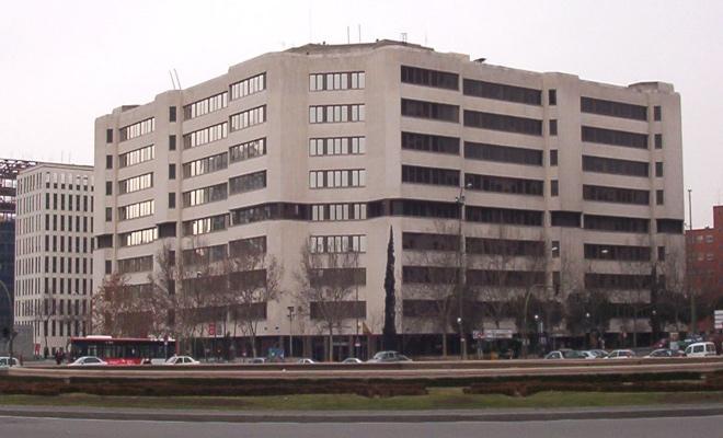 Mejoras juzgados Plaza de Castilla