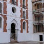 Visitas gratuitas al frontón Beti Jai, un emblemático edificio recuperado