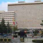 El hospital Gómez Ulla aloja a los españoles repatriados a causa del coronavirus