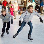 Patinaje sobre hielo en Madrid, una de las mejores ciudades para disfrutarlo