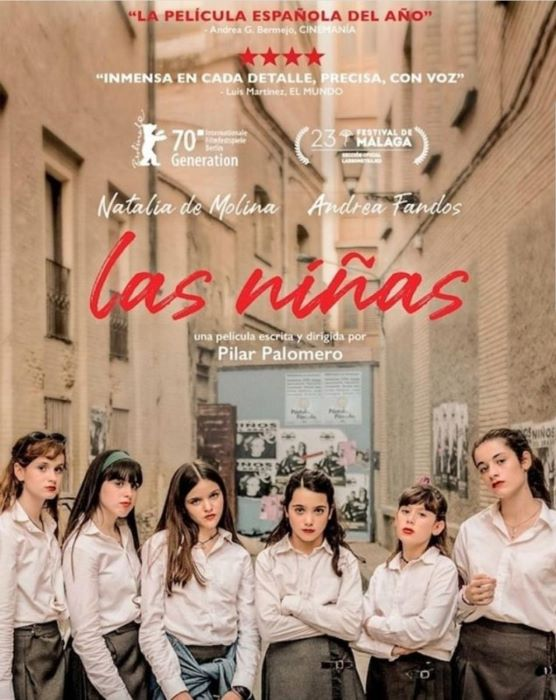 semana cine carabanchel 2021 las niñas película