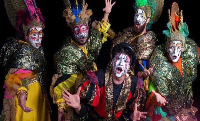 El carnaval de Cádiz en Madrid Wizink Center