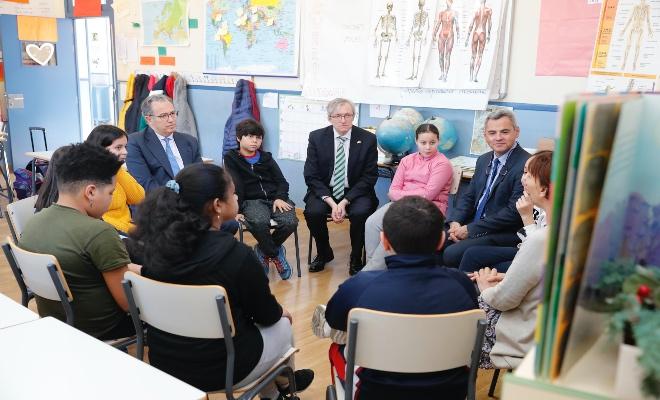 Enseñanza trilingüe en colegios e institutos