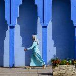 Exposición fotográfica 'La ciudad azul', sobre Chefchauen (Marruecos)