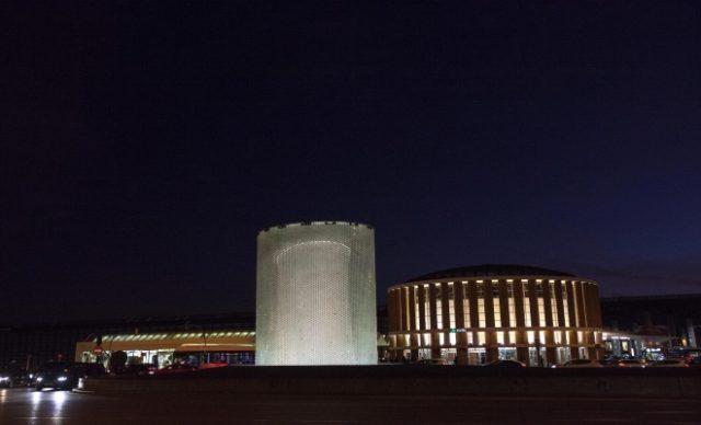 Monumento víctimas 11M