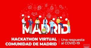 hackathon virtual #MadridVenceAlVirus