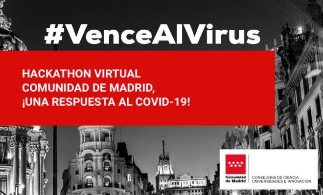 #MadridVenceAlVirus Hackathon