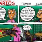 Historias de la cuarentena: un pintor reconvertido en autor de cómics