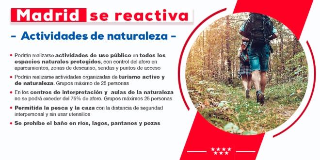 actividades naturaleza