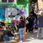 La crisis alimentaria desborda a un Madrid solidario