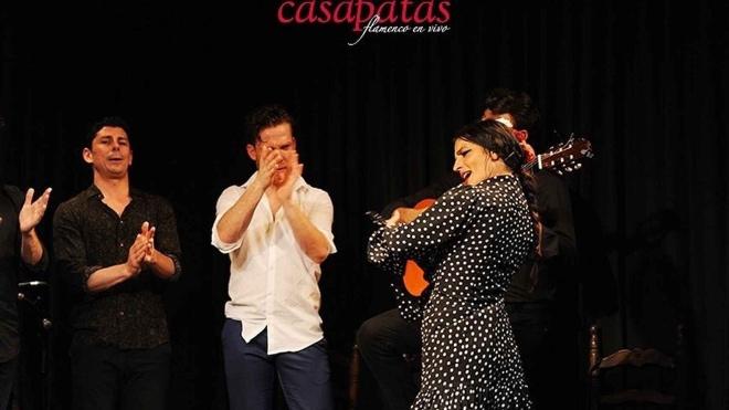 Tablaos flamencos bien de interés general Madrid