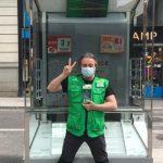 'Pipu', vendedor de la ONCE: «Espero dar premios para ayudar a la gente»