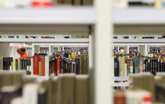 abren las bibliotecas públicas de Madrid