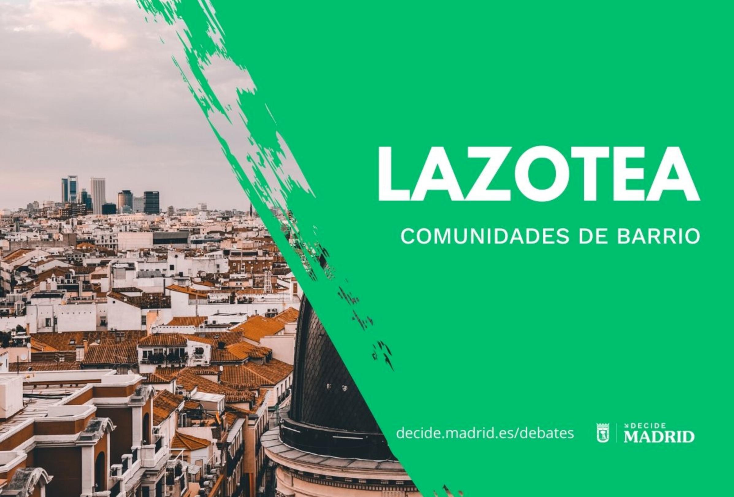 foro online; LAZOTEA