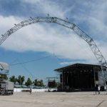 Dos escenarios para cine, música y teatro, en Ifema este verano