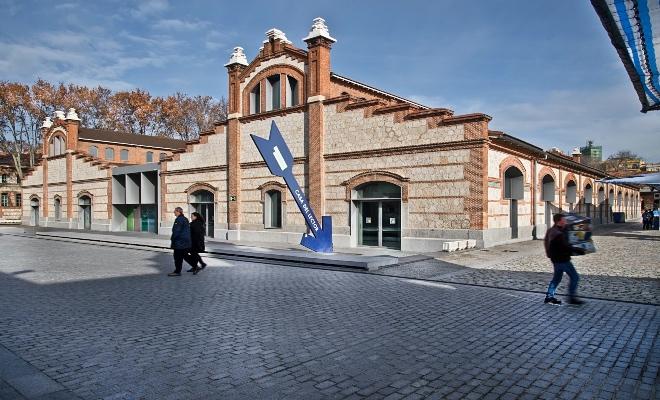 Matadero Madrid casa del lector reabre tras coronavirus