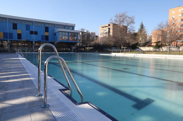 piscinas municipales verano 2020 la mina carabanchel
