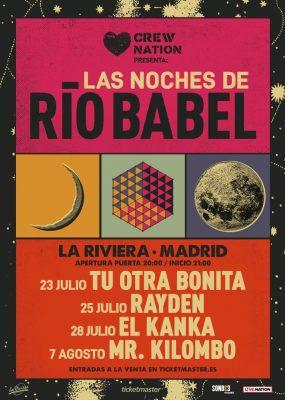 La Riviera 'Las Noches de Río Babel'