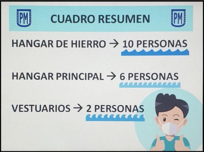 parque Juan Carlos I piragüismo coronavirus