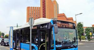 autobús a demanda entre hospitales
