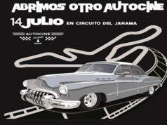 Inauguración autocine Circuito del Jarama
