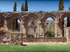 monasterio Pelayos de la Presa