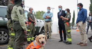 Brigada de investigación de incendios forestales