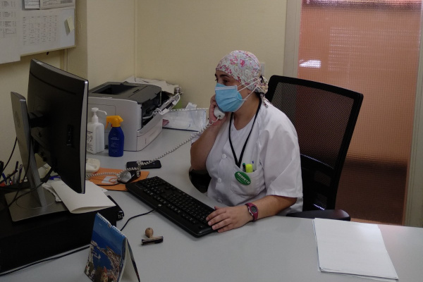 Enfermera Atención Primaria