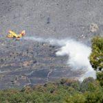 Estabilizado el incendio forestal de Robledo de Chavela