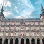 La Casa de la Panadería, el pintoresco edificio de la madrileña Plaza Mayor