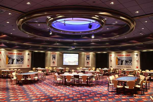 casino gran madrid sala poker