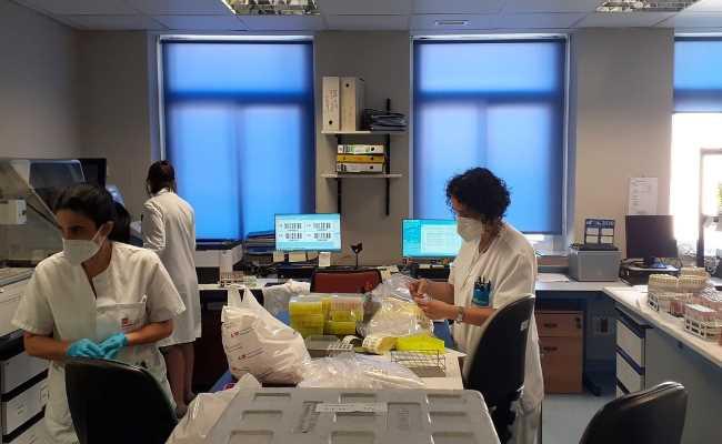 coronavirus test pcr