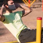 Recomendaciones para el uso de mascarilla mientras se practica deporte